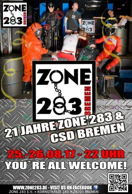 Zone 283 bremen gay